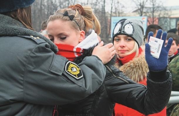 Болельщицы «Спартака» пожаловались на полицейских за допрос с пристрастием