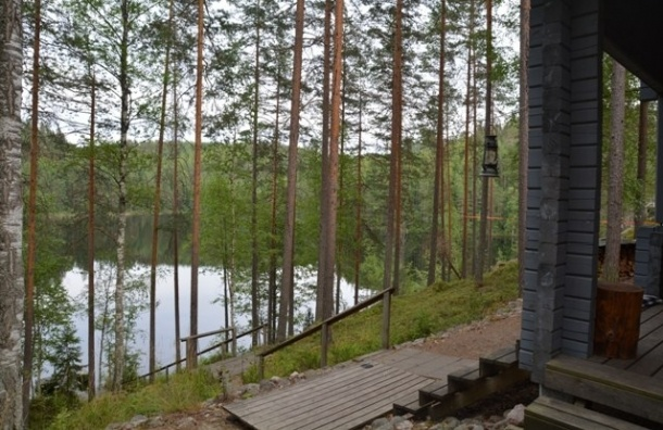 Коувола – живописный уголок Финляндии