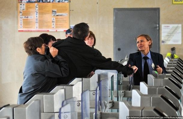 Медведев намерен в 50 раз увеличить штрафы за безбилетный проезд