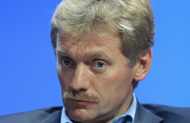 Песков: Россия прорабатывает дальнейшие ответные санкции