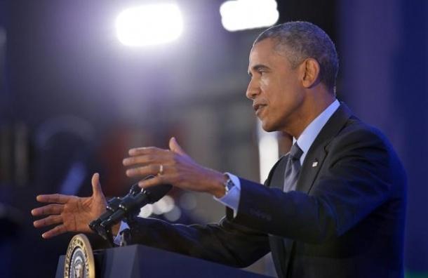 Обама матом ответил критикам его политики