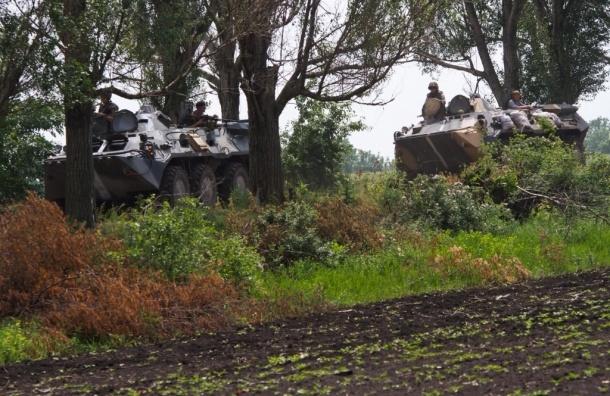 СНБО Украины заявил о вторжении российских военных