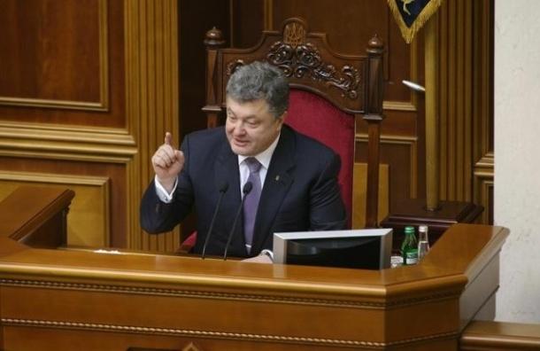 Порошенко: Российский гуманитарный конвой нарушил международное право