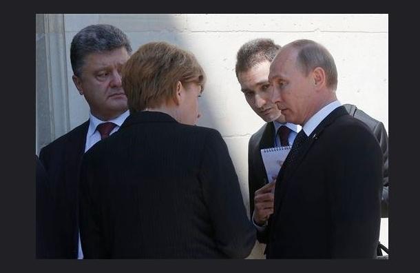 Песков: Путин и Порошенко могут провести встречу в Минске