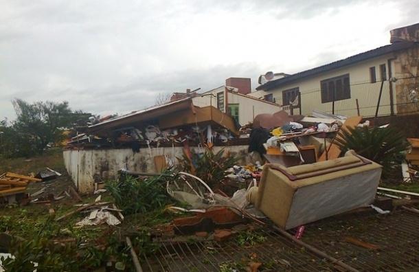 В Башкирии от урагана пострадали более 50 человек и двое погибли