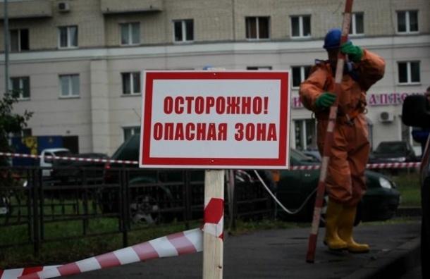 В трех районах Петербурга с 26 по 28 августа возможны прорывы теплосетей