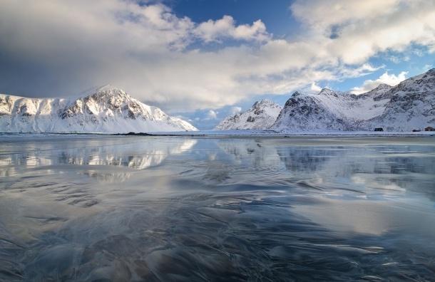 Канада претендует на Арктику