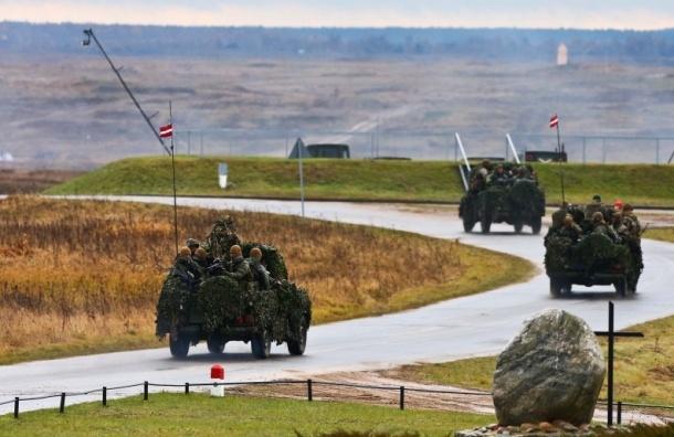НАТО планирует создать пять новых военных баз в Восточной Европе