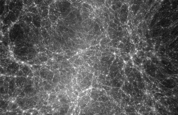 Ученые зафиксировали сигнал космической темной материи
