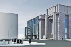 Фрунзенский универмаг получит вторую очередь вдоль Московского проспекта