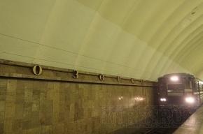В метро «Озерки» пассажирка упала на рельсы