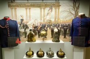 В Царском Селе открыли музей Первой мировой войны