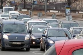Васильевский остров ждет транспортный коллапс в 2015 году