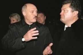 Лукашенко поможет нефтью Порошенко