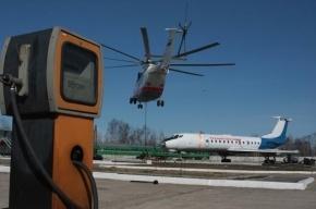 В Петербурге пострадавшую в ДТП пенсионерку госпитализировали на вертолете