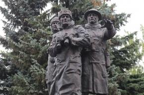 В Петербурге открыли памятник морякам полярных конвоев