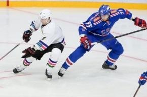 «Сочи» обыграл СКА на турнире имени Пучкова