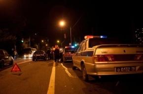 В массовом ДТП на трассе Нарва погибли женщина и ребенок