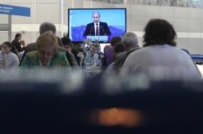 Россияне стали больше доверять телевидению, чем сети Интернет