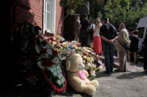 В Томске повесился виновник резонансного убийства трехлетней девочки