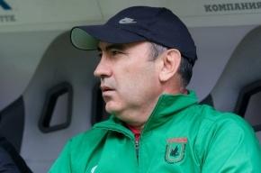 Экс-тренера «Рубина» не выпустили из страны из-за долгов по коммуналке