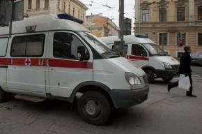 В Петербурге гражданка Украины выбросилась из окна