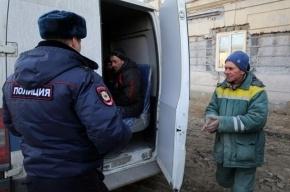 Мигрант избил полицейского на Сенной площади