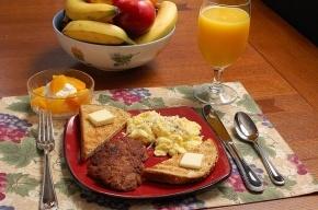 Ученые развенчали миф о пользе завтрака