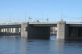 В Петербурге мужчина покончил с собой, прыгнув с Володарского моста