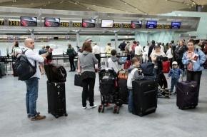 Аэропорт «Пулково» эвакуирован из-за телефонного террориста