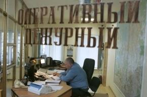 В Петербурге трое мужчин  открыли стрельбу по маршрутке