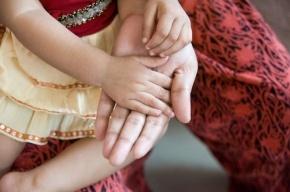 Семья в Индии закопала семилетнюю девочку заживо