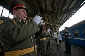 На Витебском вокзале откроют памятник Русской гвардии