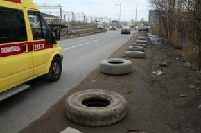 В Петербурге водитель сбил 13-летнего велосипедиста и сбежал