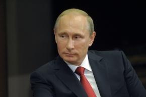 Путин призвал к переговорам о государственности востока Украины