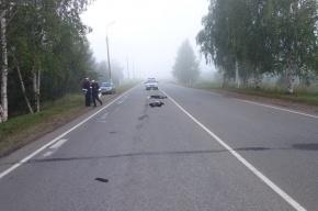 В Ижевске под колесами автомобиля погибли двое спящих грузчиков