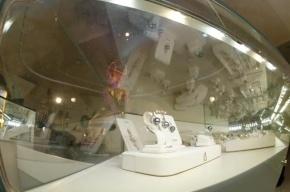 В Петербурге ограбили ювелирный магазин «585»