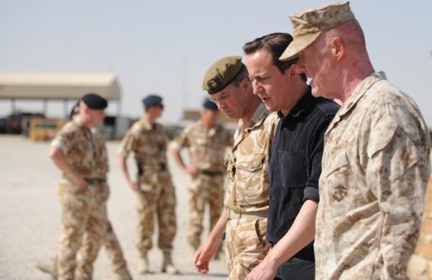 Кэмерон призвал НАТО готовиться к российской агрессии