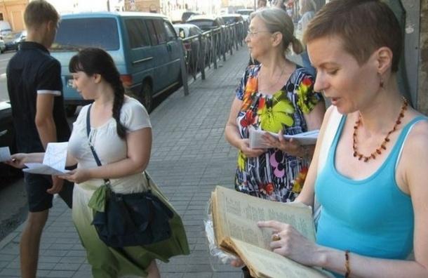 Активисты призывают общественность спасти дом Лермонтова в Петербурге
