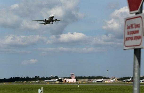 Самолет до Ташкента вернулся в Пулково из-за поломки гидросистемы