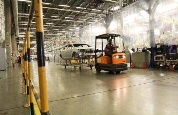 В Петербурге завод GM будет работать 4 дня в месяц
