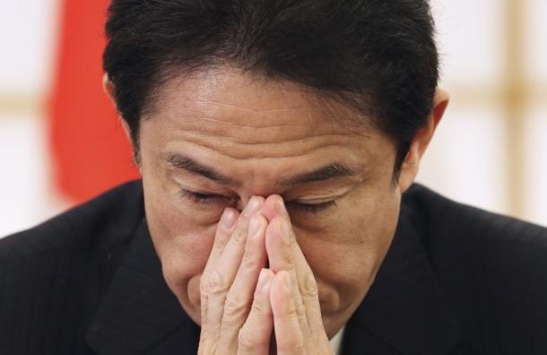 Россия ввела ответные санкции против Японии