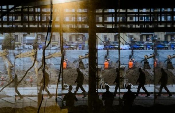 КСП Петербурга нашла нарушения на 14 млрд рублей на транспортных объектах