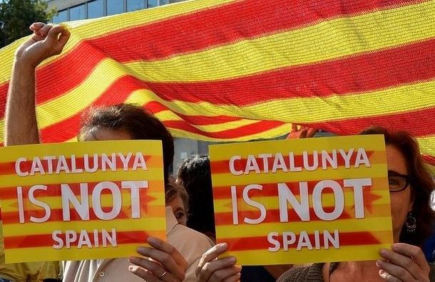 Референдум о независимости Каталонии от Испании состоится 9 ноября
