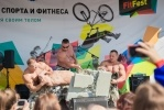 Фоторепортаж: «Фотоотчет с фестиваля фитнеса и спорта FITFEST»