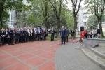 Фоторепортаж: «В Петербурге открылся сквер имени Ольги Берггольц»