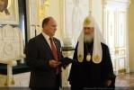 Фоторепортаж: «Зюганов в Даниловом монастыре»