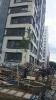 Фоторепортаж: «Пять человек пострадали при обрушении строительных лесов на проспекте Медиков»