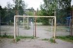 Фоторепортаж: «Детская площадка на пр. народного ополчения 185»