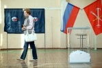 Фоторепортаж: «Выборы в Петербурге 14 сентября 2014»